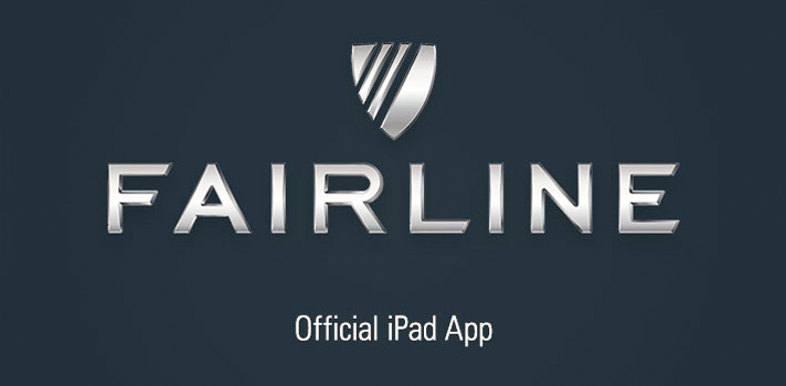 iPad App for Fairline feature image