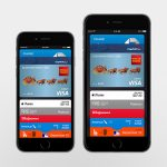Apple Pay card selection on iPhone 6