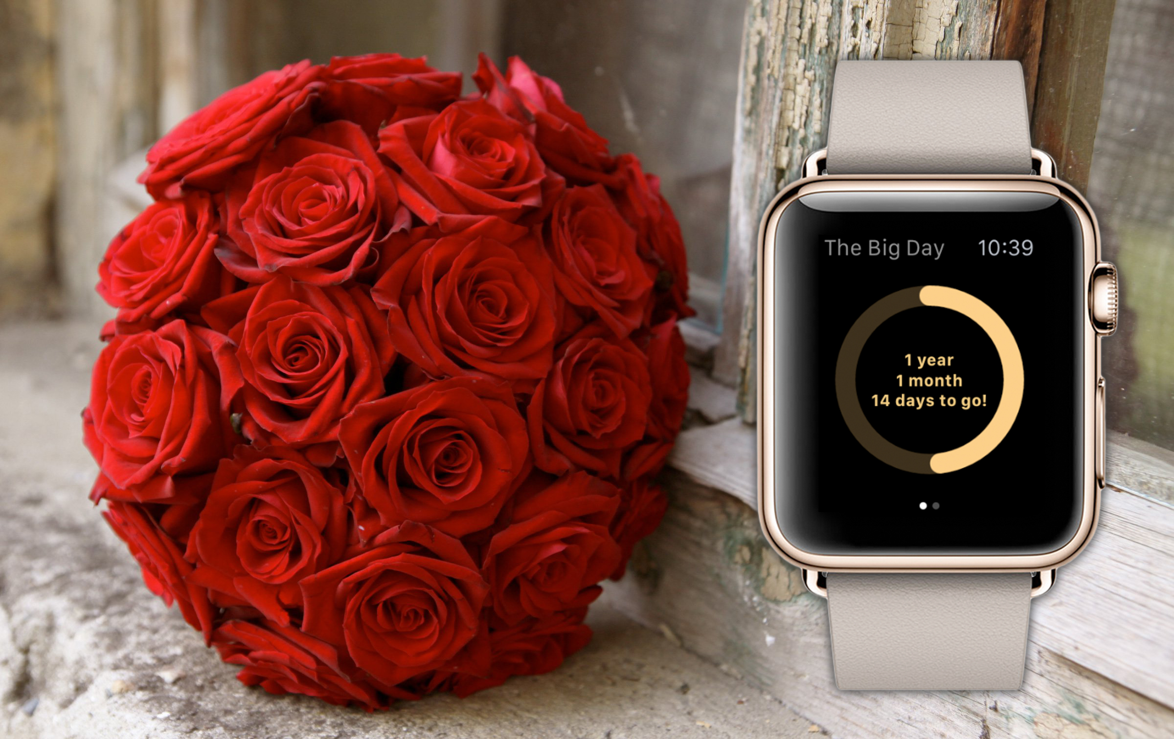 Wedding Planner for Apple Watch and iPhone