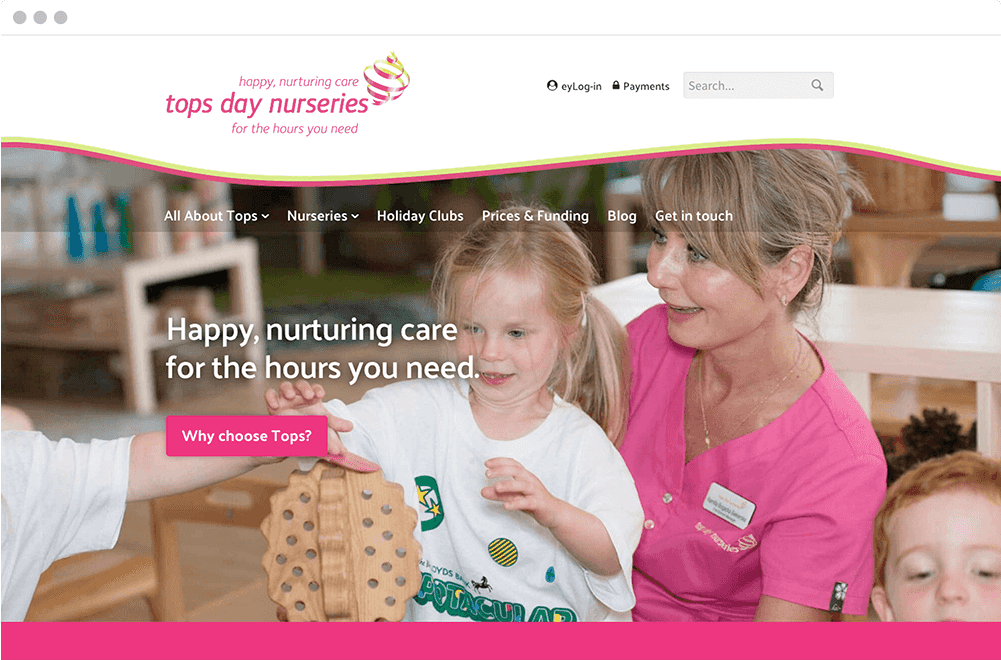 Tops Day Nurseries