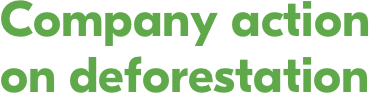 Client logo for Company Action on Deforestation